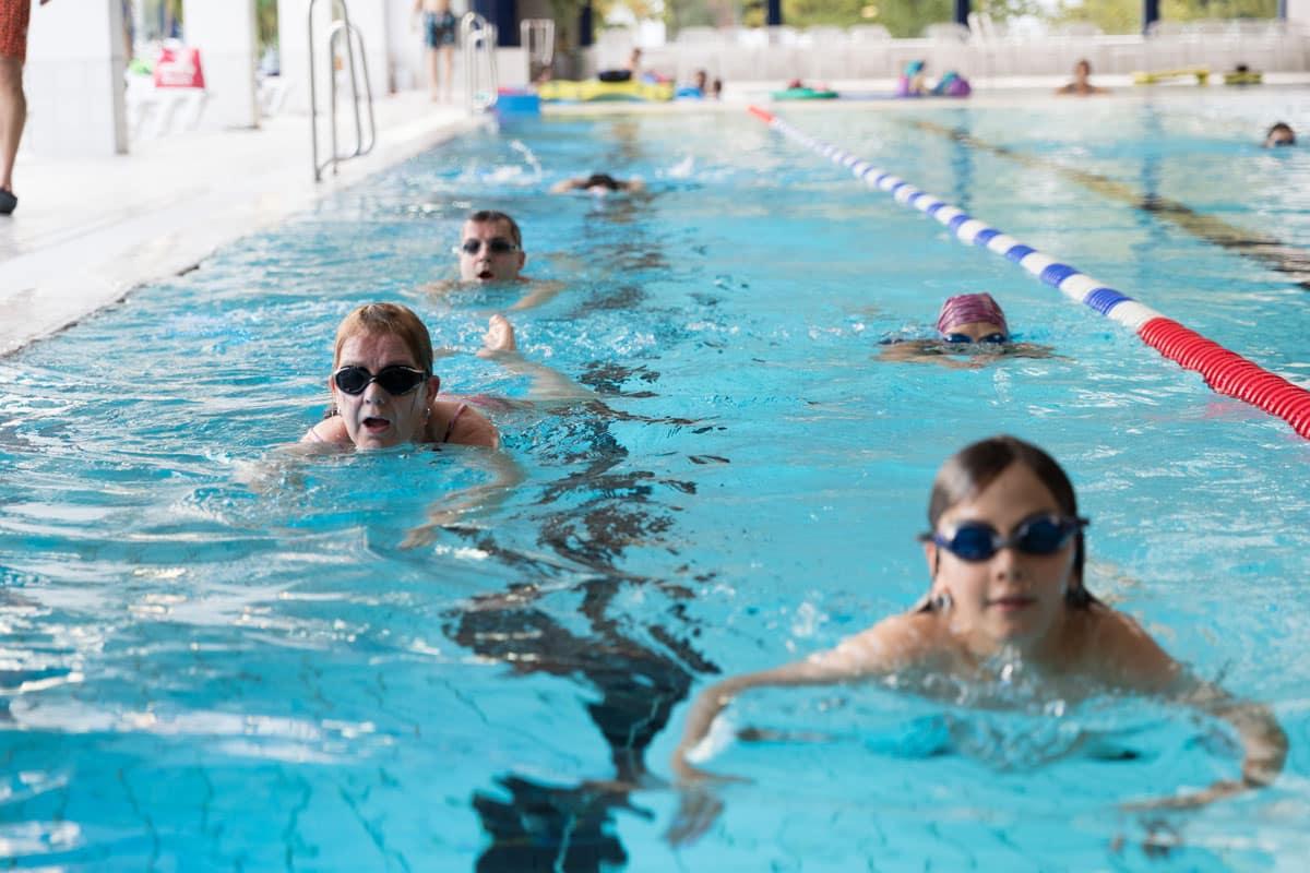 Schwimmkurse für Anfänger